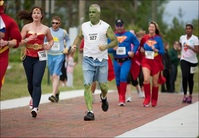 superheroes running 2